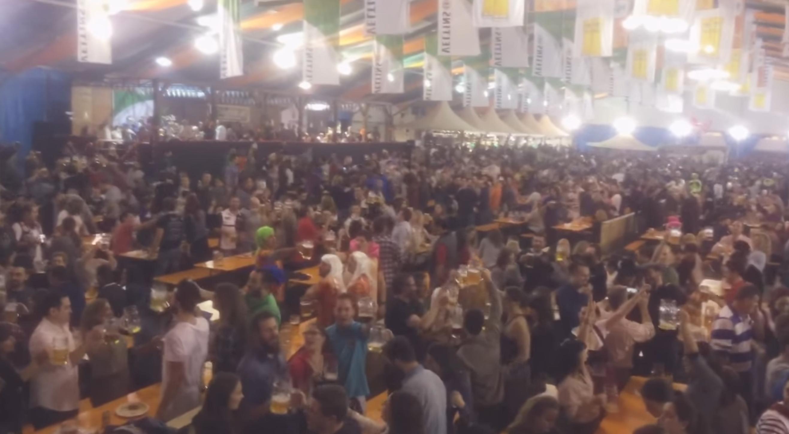 Otoberfest Ole! Zaragoza