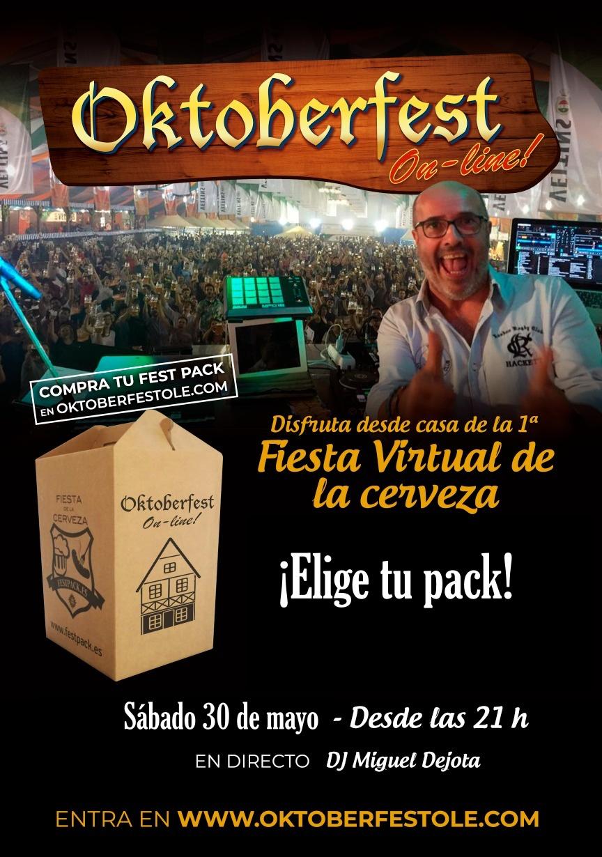 sabado 30 de mayo seguna oktoberfest ole! online